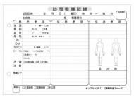 訪問看護記録サンプル(601)