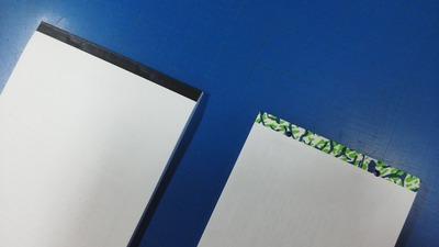 複写伝票印刷の製本